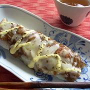 残り物カレーで!白身魚のカレーチーズソテー by 高羽ゆきさん