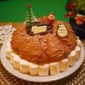チョコレート☆ドームケーキ