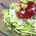 完熟トマトの丸ごとサラダ by はらぺこ準Jun(はーい♪にゃん太のママ改め)さん