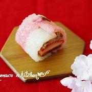 桜色の和菓子 by みゅまこさん