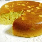 簡単! 炊飯器で、さつま芋ケーキ!