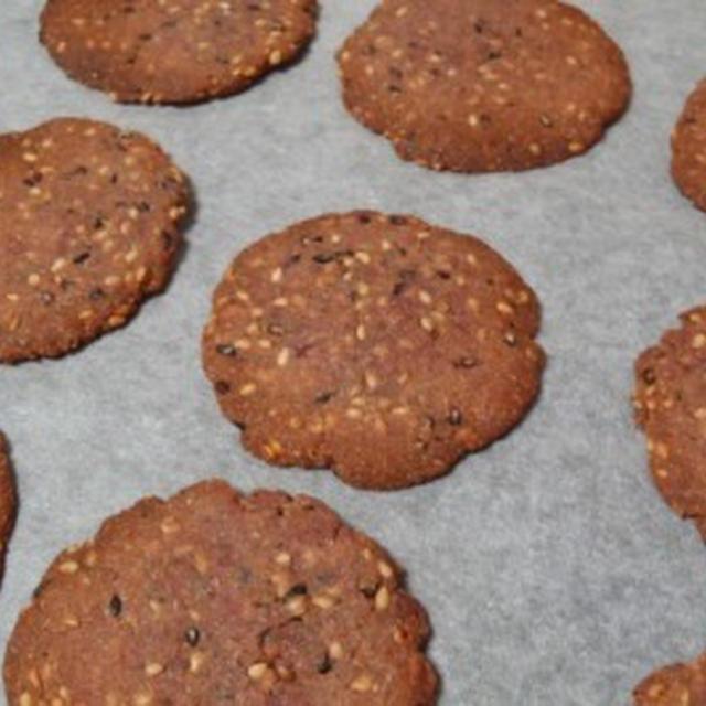 入院の準備「食」米ぬかクッキー