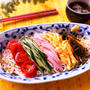 ロカボ! 豆腐そうめんの冷やし中華風 & ハンドスピナー by マムチさん