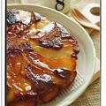 ●ホットケーキミックスで手軽に作る 『りんごのカリカリケーキ風』
