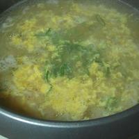 とり鍋の〆に、雑炊、うどん。と、パール柑