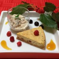 濃厚•簡単•美味しい♪♪『プルーンピューレを加えた我が家の定番チーズケーキ』