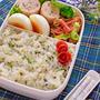 【シンプル弁当】レンコン肉巻き弁当