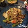 キャベツとひき肉の禁断の黒胡椒炒め