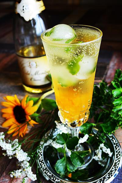 Sunflower drop    ノンアルコールスパークリングワイン