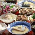 【レシピ】新じゃがと水菜のおかかサラダ。と さばの味噌煮の献立。 虫の音とお花。