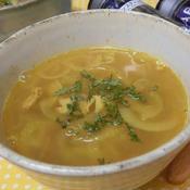 香り高い☆オニオンカレースープ