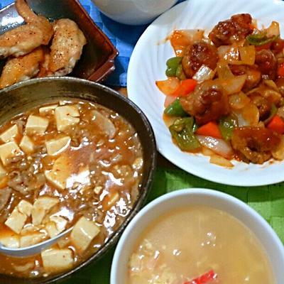 豚薄切り肉で揚げない酢豚でおうち中華