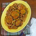 クセになる芳醇な味わい!8分で簡単 牛肉と茄子のケチャプ炒め