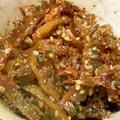 ご飯ガッツリ進みます!今年最後のゴーヤの佃煮 by 銀木さん