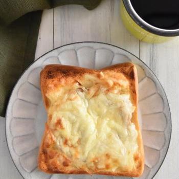 冷凍作り置きトースト~チャーシュートースト