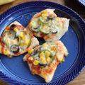 レシピ。トースターで簡単!鶏むねピザ風チキン