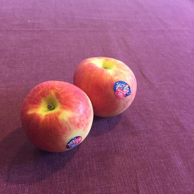 ニュージーランド産jazzで リンゴのコンポート