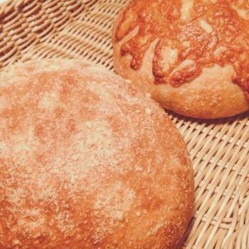 最近のパンが手抜き