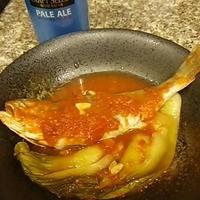 いしもちのトマト煮