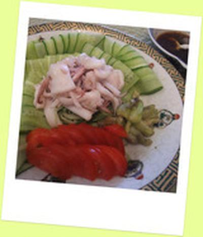 お野菜いっぱい☆*゚ ゜゚*☆*☆*頂きました