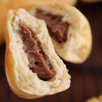 おからパンのメリット*おからクリームパンレッスン