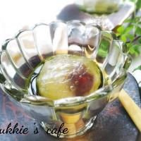オリーブオイルのわらび餅