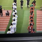 日本クラブユースサッカー選手権大会U18準決勝結果
