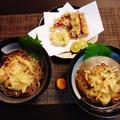 多忙の為急遽かき揚げ蕎麦(〃゚д゚;A by みなづきさん