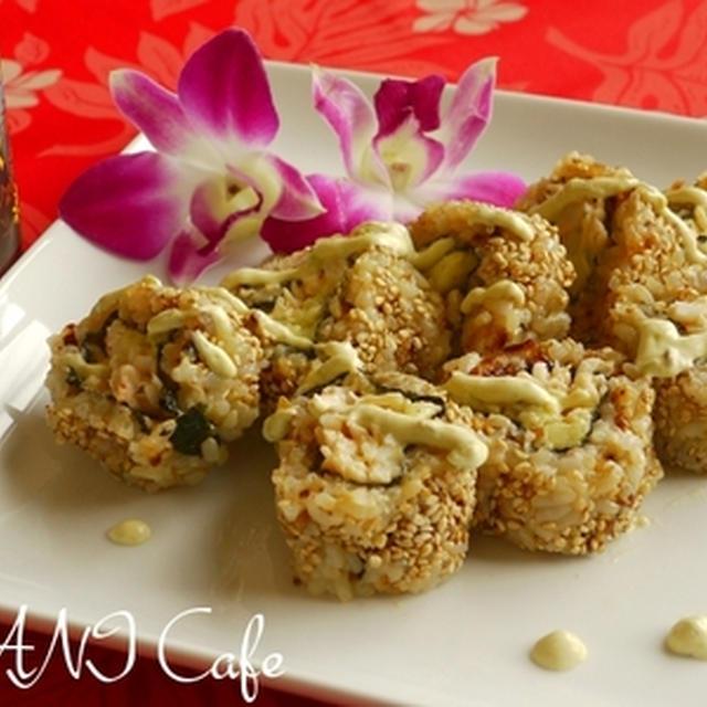 Crab Avocado Roll