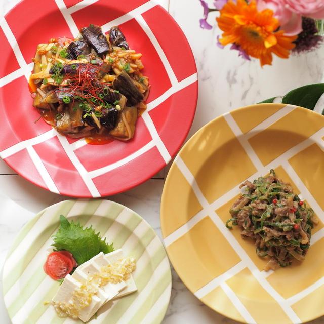 筍を使って中華料理
