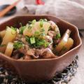 大根×豚肉でお手軽レシピ*豚こまと大根のうま生姜のとろみ煮で節約おかず*