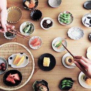 人気作家さんの豆皿で彩る、初夏の食卓
