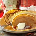 もちもちのとろけるヨーグルトパンケーキのレシピ/作り方