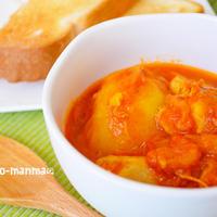 トマトとヨーグルトのほろほろチキンカレー