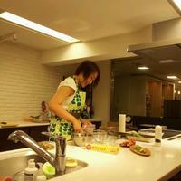池袋西武×レシピブログ タラゴンさんの料理教室