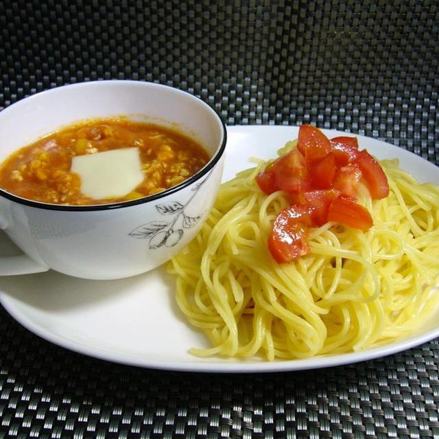 つけスパゲティ