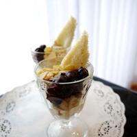 パフェ風パン朝食のグラスティラミス~PONCYAN流 朝ご飯の工夫