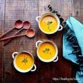 かぼちゃのミルクスープ♡【#簡単レシピ#スープ】