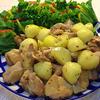 ニンニク薫る♪鶏肉とジャガイモのクミン炒め