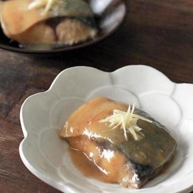 うちの、サバの味噌煮