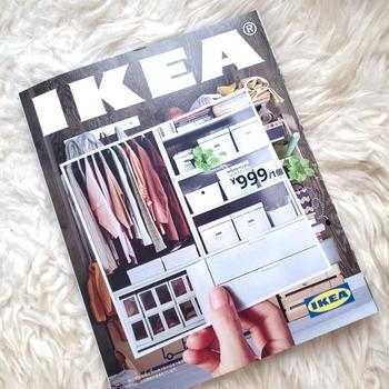 【IKEAカタログ】欠かせない!実物チェックでしてほしいコト!