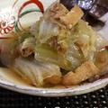 """2行レシピ♪「超簡単!白菜とシーチキンの煮びたし」""""おうちの味"""""""