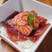 特売のお刺身もおいしく変身!簡単「漬け丼」レシピ