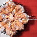 「雪の結晶パンの作り方」動画を大公開 by marinさん