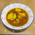 本格的インド料理!チキンカレー