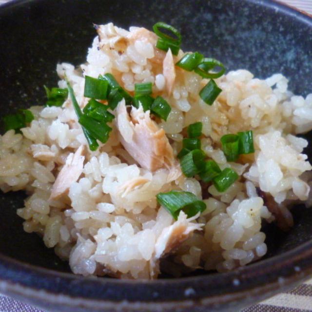★ 土鍋鮭めし ★