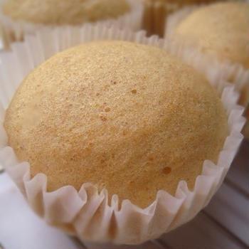 きな粉蒸しパン 卵の気泡を安定させる方法で