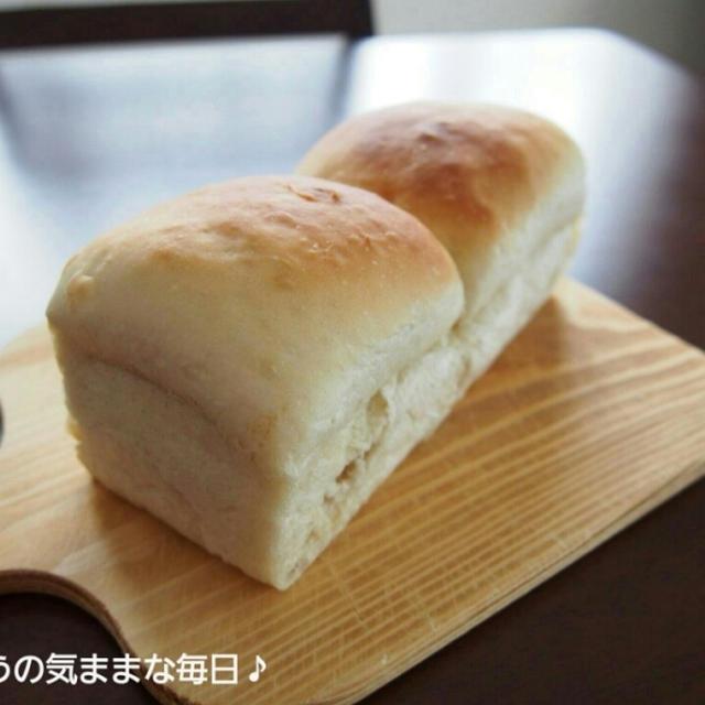 久しぶりのパン作り。。。納得のいかない仕上がりに☆