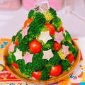カラフル♡ツリーサラダ
