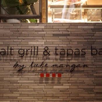 4月20日newOPEN! Salt grill & tapas bar Luke Mangan